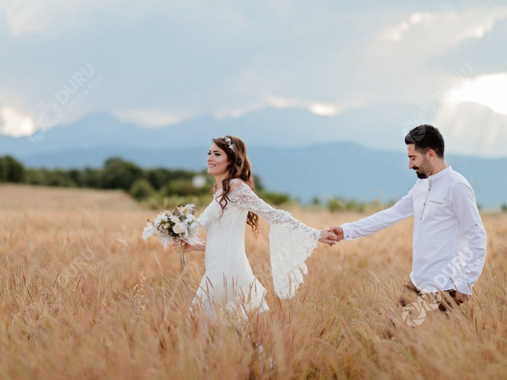 Emine & Ferit   Konya Beyşehir Düğün Fotoğrafları ve Pozları 28