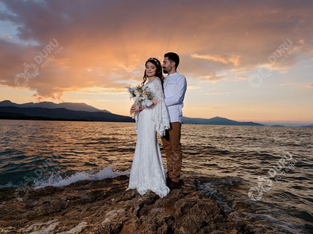 Emine & Ferit   Konya Beyşehir Düğün Fotoğrafları ve Pozları 73