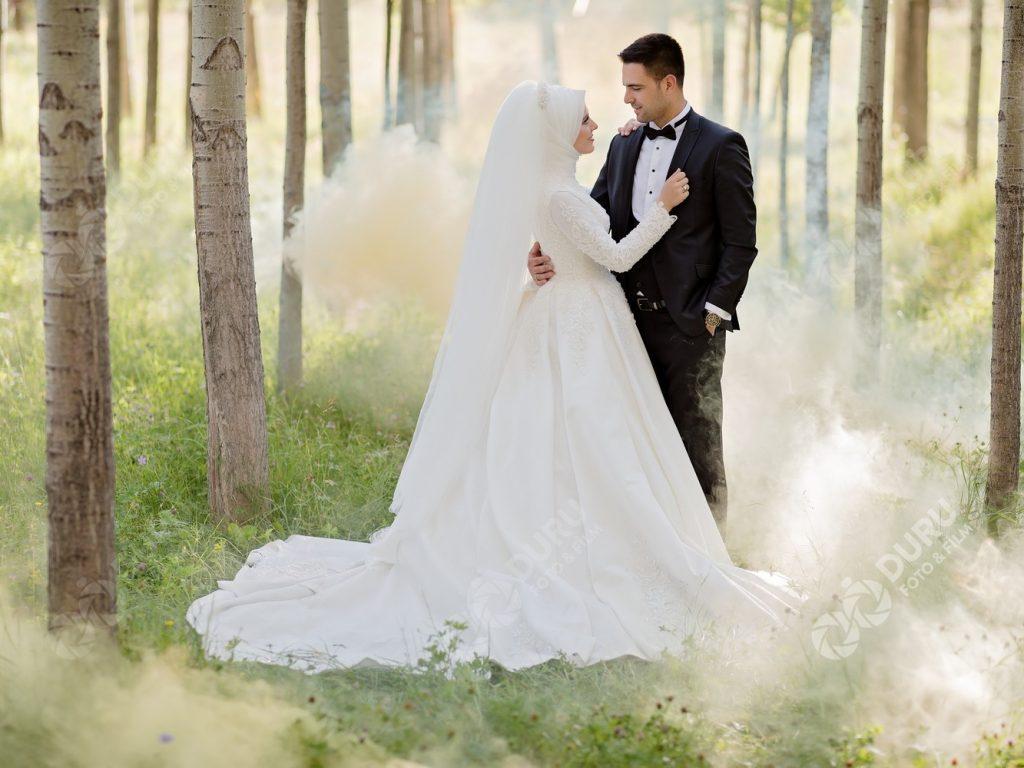 Rukiye & Mehmet   En Doğal Düğün Fotoğrafları 14