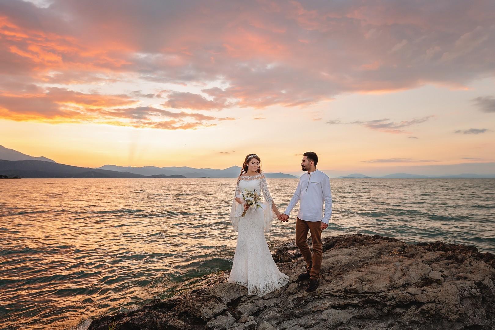 Konya Düğün Fotoğrafçısı Beyşehir Gölü